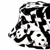 Poppys Collection Panda Bucket Hat by Little Hotdog Watson
