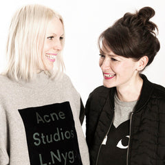 Anna Tizard and Lydia Barron from Tiba + Marl for Poppys Collection Canada