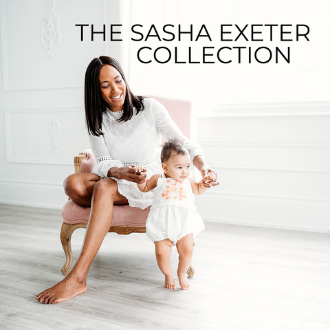 Poppys Collection The Sasha Exeter Collection So Sasha's Picks