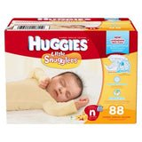 Poppys Collection Huggies Little Snugglers Making a New Mom Care Package