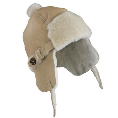 Love Winter Shearling Hat