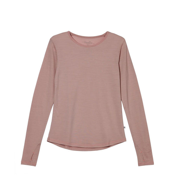Women's Ever Long Merino Tee 190g