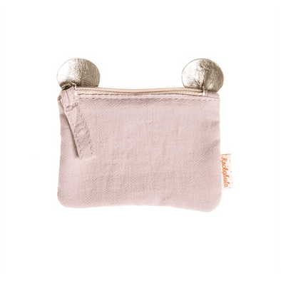 Little Mouse Ears Purse Pink