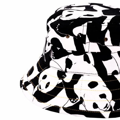 Panda Pop Bucket Hat