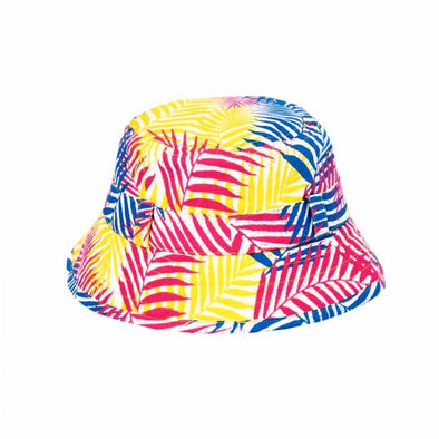 Tropical Leaf Bucket Hat