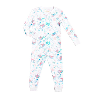 Long Sleeve Mermaid Symphony Pyjama Set