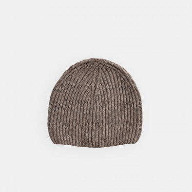 Merino Wool Rib Hat