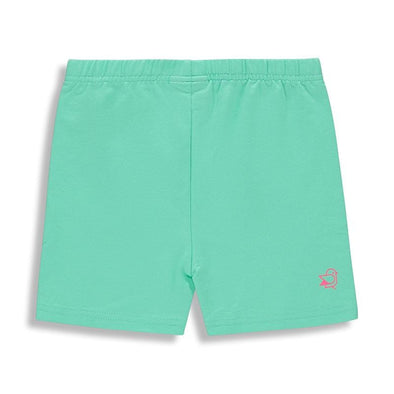 Beach Glass Biker Shorts