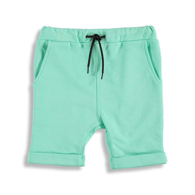 Beach Glass Long Shorts