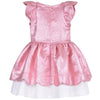 Scalloped Bodice Dress Sugarplum
