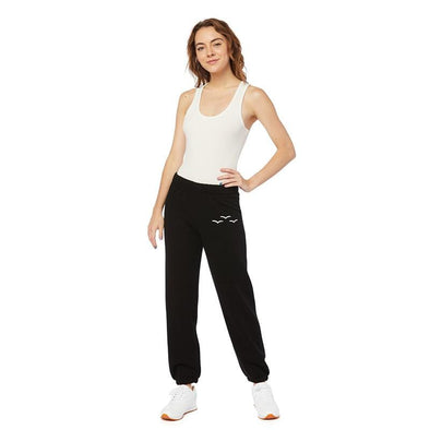 The Niki Ultra Soft Sweatpants in Black