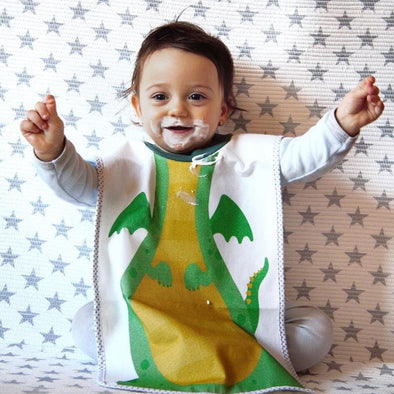Big Bib Hurray Dragon