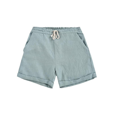 Aliki Shorts Vintage Blue
