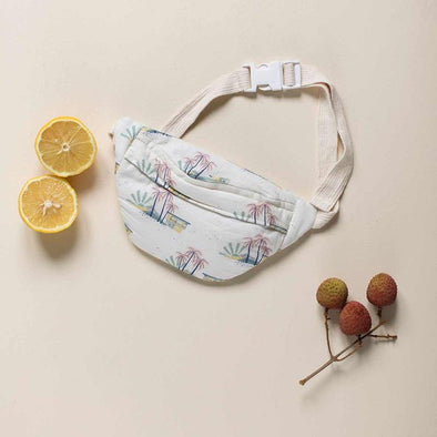 Asar Waist Bag Off-White Hawaii
