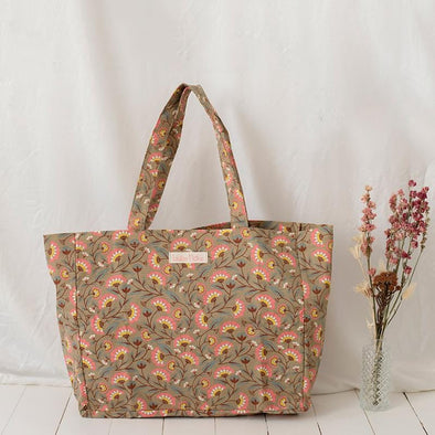 Beverly Cotton Tote Bag