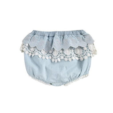 Carlosa Bloomers Chambray