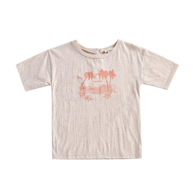 Cream Ammor Tee