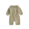 Eden Organic Cotton Baby Jumpsuit