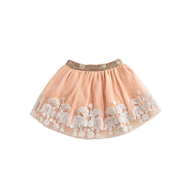 Ivanka Blush Skirt
