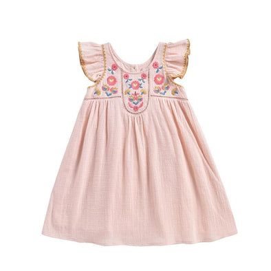 Jendahiu Dress Blush