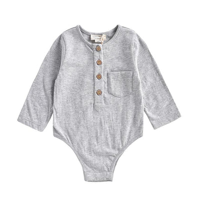 Light Grey Abhimoda Bodysuit