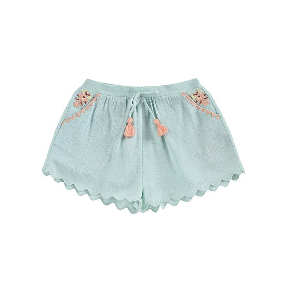 Malaika Shorts Almond