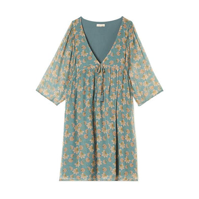 Otti Dress Storm Flowers