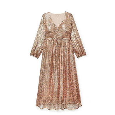 Tyliaka Silk Women's Dress