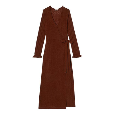 Vesala Chestnut Women's Dress