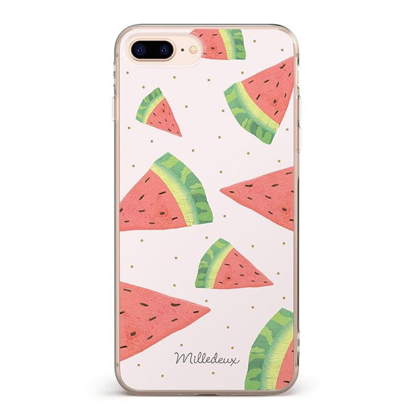 Watermelon Pattern iPhone Cover