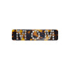 Mom Tortoise Hair Barrette with Crystals