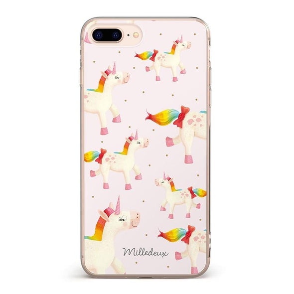 Unicorn Pattern iPhone Cover
