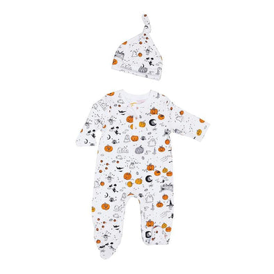 5 Little Pumpkins Baby Pyjama Set
