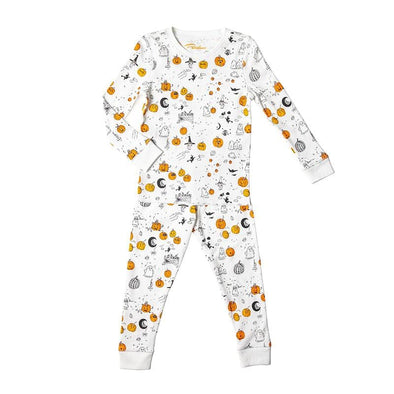 5 Little Pumpkins Pyjama Set
