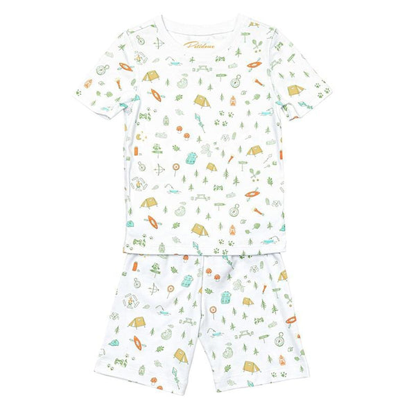 Happy Campers Kids Pyjama Set