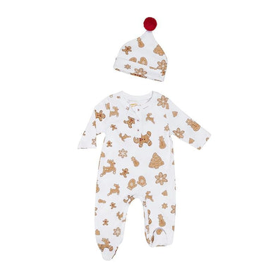 Holiday Cookies Baby Pyjama Set
