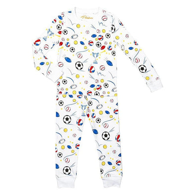 Long Sleeve Sports Champions Pyjama Set