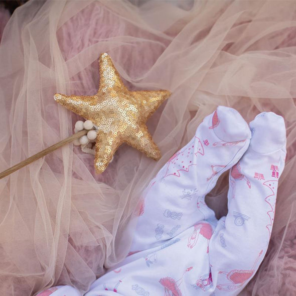 Sugar Plum Fairy Baby Pyjama Set