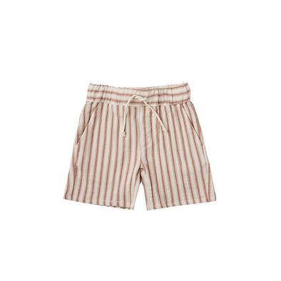 Bermuda Shorts Natural Stripe