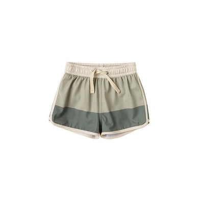 Fern Swim Trunk