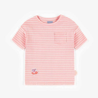 Striped Organic T-Shirt