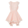 Perfect Summer 100% Cotton Pink Florentine Dress
