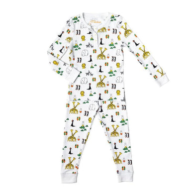 Miffy at the Zoo Organic Pyjama Set