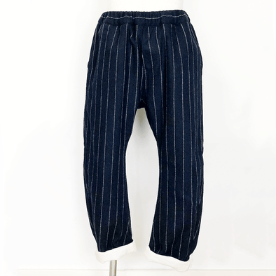 Wool Banana Pants