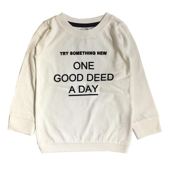 Good Deed Long Sleeve Shirt
