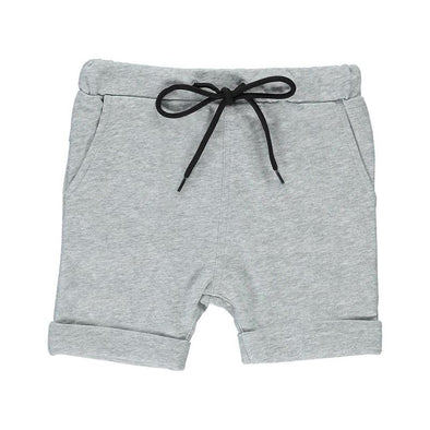 Light Grey Long Shorts
