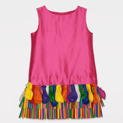 Perfect Kids Party Balloon Dress