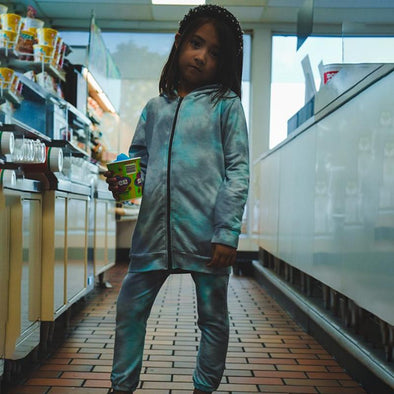Gastown Grey Kids Track Suit