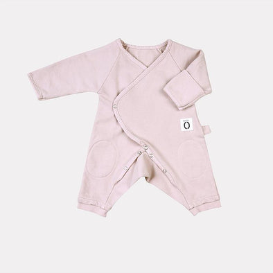 Baby Dusty Pink Lounger