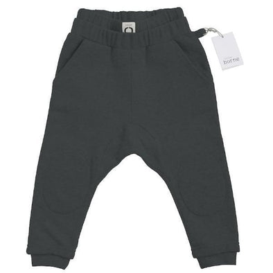 Kids Unisex Forest Green Sweatpants